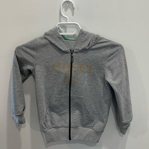 Gucci hoodie - vintage baby small